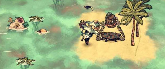 饥荒海滩-微爱次元社-次元动漫网